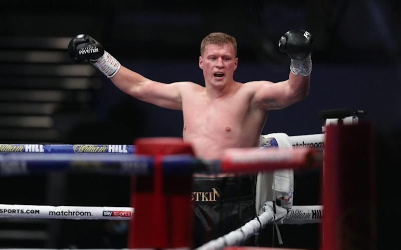 Alexander Povetkin produces stunning KO in crushing blow to Dillian Whyte - Matchroom Boxing