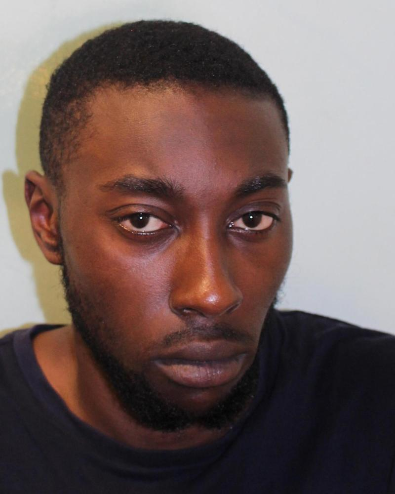 Mason Adrien-Dixon, 22, also pleaded guilty to manslaughter (Met Police)