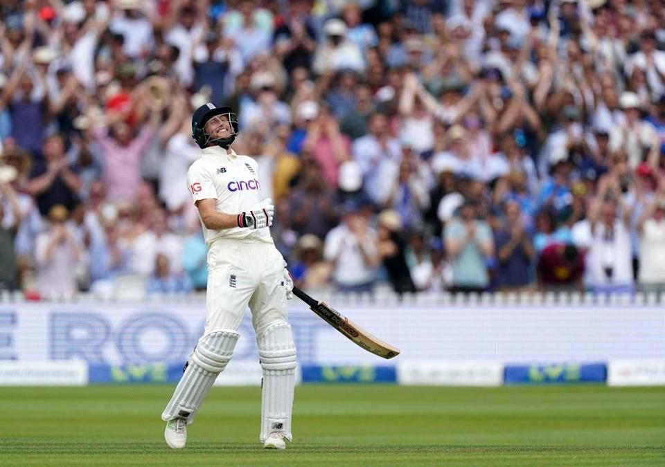 Root's century at Lord's was not enough to stop England falling behind in the series (Zac Goodwin/PA) (PA Wire)