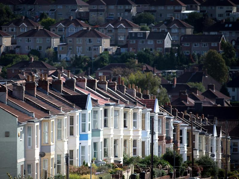UK house prices surge to all-time high after biggest monthly jump since 2004