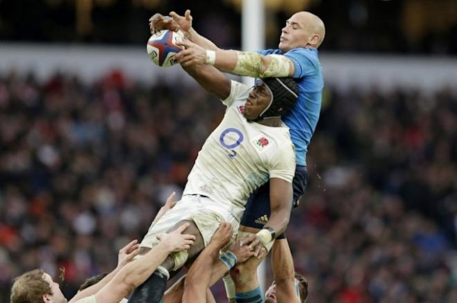 Rugby, England, Italy, Six Nations, round four