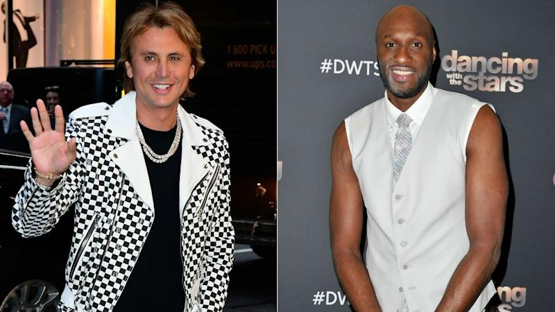 Jonathan Cheban Avoids Lamar Odom at 'DWTS' in Awkward Exchange: 'I Was Mortified'