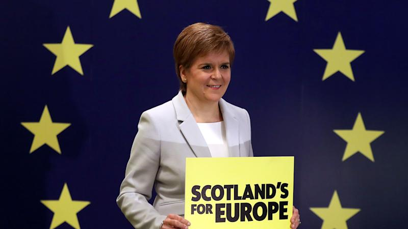 Leader say Brexit shows Scotland must chart a new path | AP business