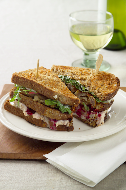 <em>The Christmas sandwich is top of the fillings for a special occasion (Rex)</em>