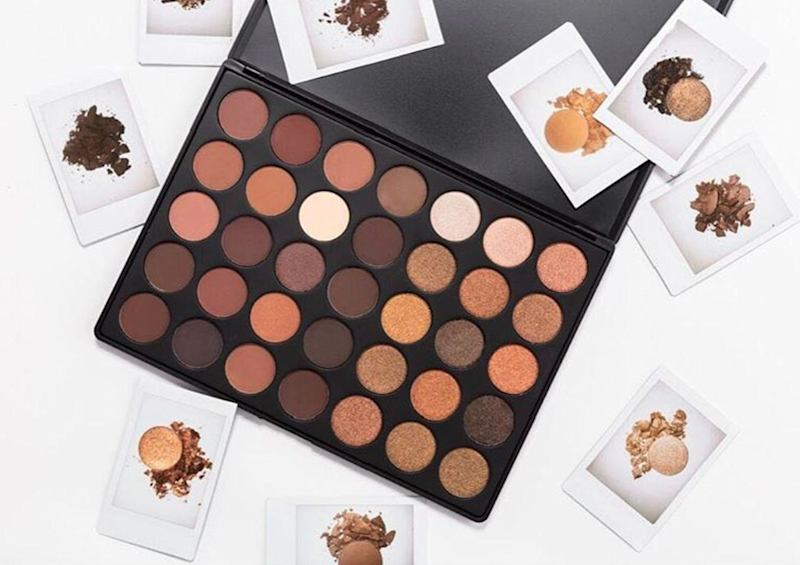 The Morphe Ready, Set, Gold Palette Has Finally Been Released