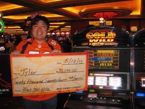 Red Hawk Casino Awards More Than $350,000 in Jackpots in Just Days