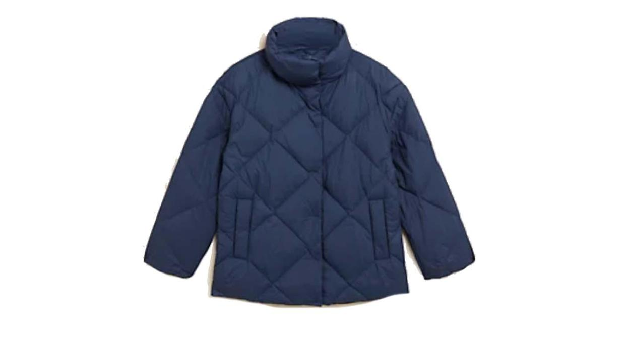 The Feather & Down Puffer Jacket