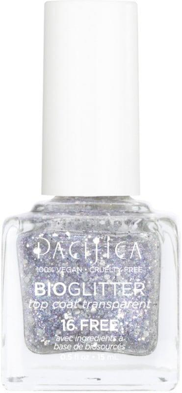 <p>They can make any mani or pedi as sparkly as they want with this <span>Pacifica Bio Glitter Translucent Topper</span> ($10). It comes in several glittery shades including gold, blue, and white.</p>