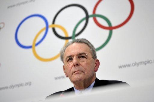 International Olympic Committee (IOC) president Jacques Rogge is pictured in 2011