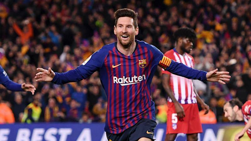 7a3c1e77ca60c Manchester United face daunting Barcelona and Messi records - Champions  League in Opta numbers