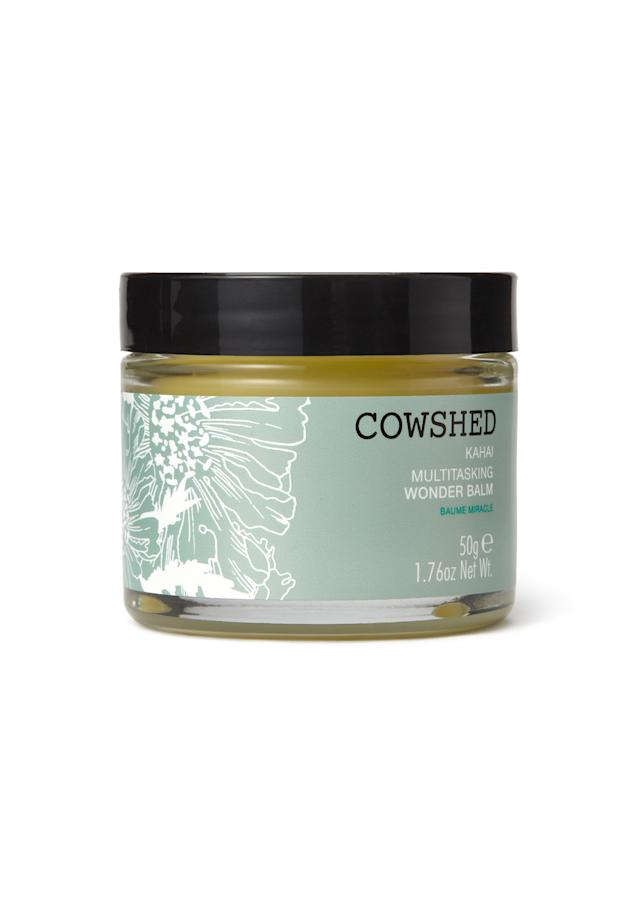 <p>This clever botanical balm has multi purposes: It's a moisturiser, a body butter and a soothing salve, making it ideal for any upcoming holidays you have. <em>Available 20 September. </em> </p>