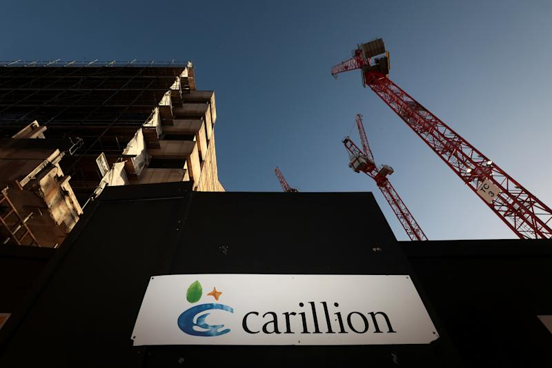 Interserve under government scrutiny following Carillion collapse