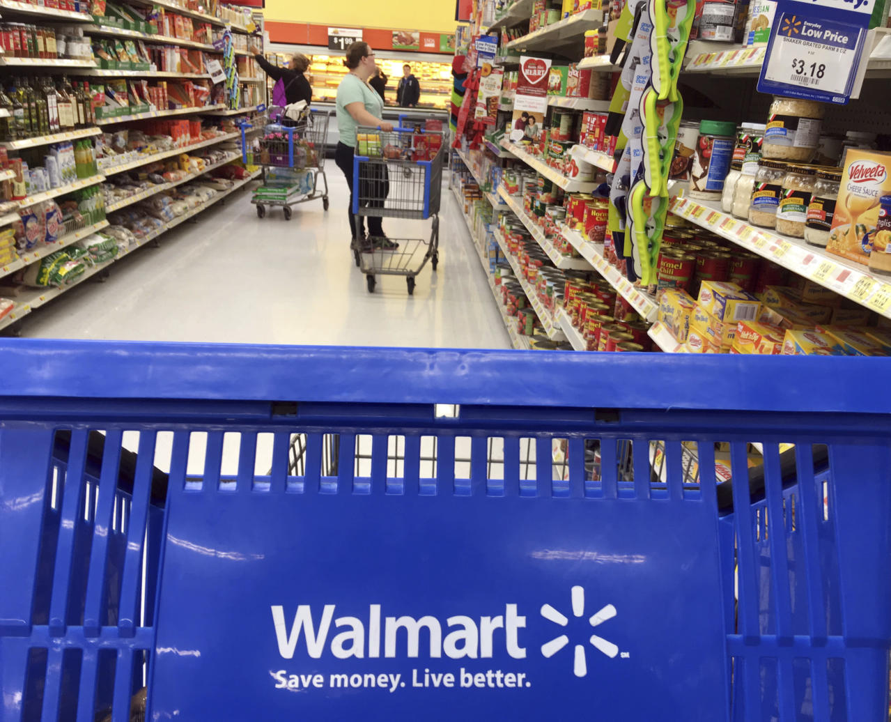 Walmart expands online grocery delivery, upping the ante in