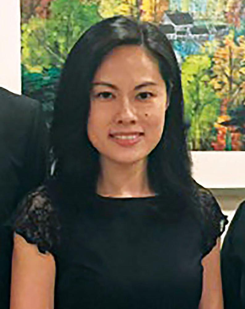 Vinci Lam was previously admitted as a solicitor and qualified as a barrister last year. Photo: Handout