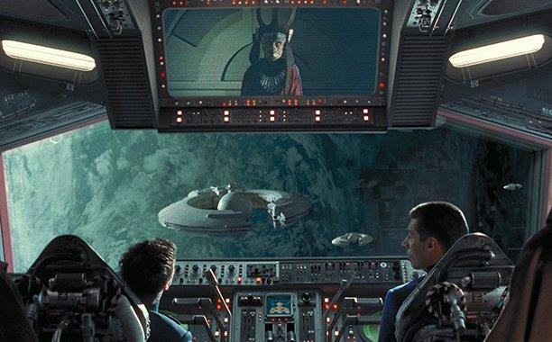 """Senator Palpatine of Naboo (a.k.a. Darth Sidious) secretly orchestrates the Trade Federation's invasion of his homeworld.  —As seen in <a href=""""https://ew.com/creative-work/star-wars-episode-i-the-phantom-menace/""""><em>Star Wars: Episode I - The Phantom Menace</em></a>."""