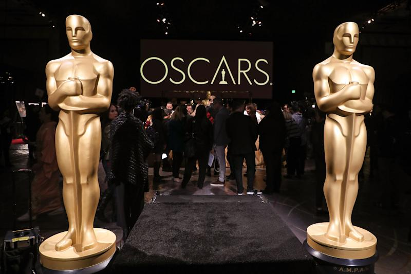 The Oscars will continue to represent films from streaming platforms (Photo: Chelsea Lauren/REX/Shutterstock)