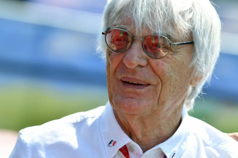 Bernie Ecclestone spent nearly 40 years in charge of Formula One