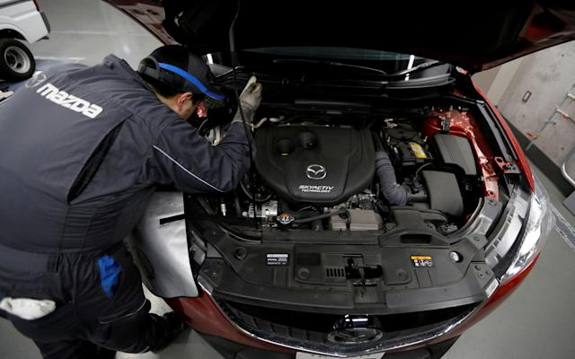<p>No. 104: Automotive Mechanic I<br> Total Score: 34.43<br> Immediate Opportunity Rank: 75<br> Growth Potential Rank: 75<br> Job Hazards Rank: 102<br> (Reuters) </p>