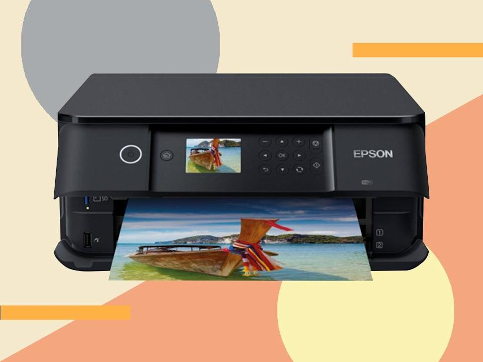 We tested the XP-6100 on print speed and quality, ease of setting up, tech specs, ink usage and general look and feel (iStock/The Independent)