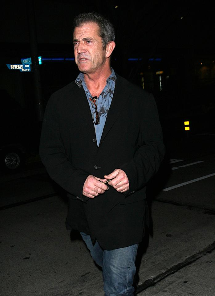 "Mel Gibson, 56, was one of Hollywood's most beloved stars until July 2006 when he was arrested for DUI in Malibu, California – and then went off on an anti-Semitic tirade at the police station. Facing massive backlash, Gibson apologized for his ""despicable"" behavior and entered treatment for alcoholism. All seemed to be pretty much forgiven until July 2010 when voicemail recordings he left for then-estranged girlfriend Oksana Grigorieva were leaked. In them, the actor threatened her with violence and rape and even dropped the n-word. A domestic violence investigation was launched by the LAPD and a restraining order was filed to keep Gibson, who was also dropped by his talent agency, away from Grigorieva and their young daughter, Lucia. Fans were clearly turned off: His 2011 movie ""The Beaver"" bombed at the box office."