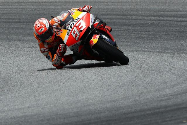 Marquez saw second Thailand crash coming
