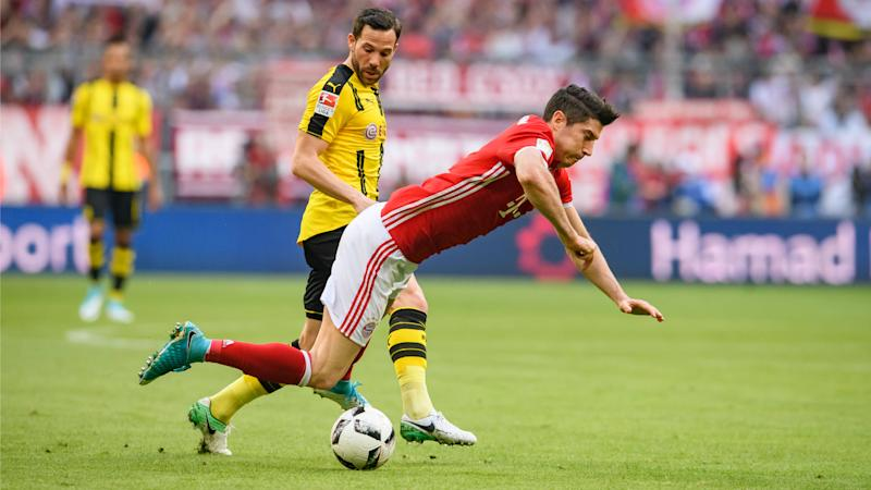 Lewandowski misses Bayern training ahead of Real Madrid clash