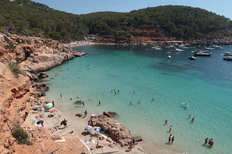 Holidays to Ibiza could be on the cards this summer (Getty Images)