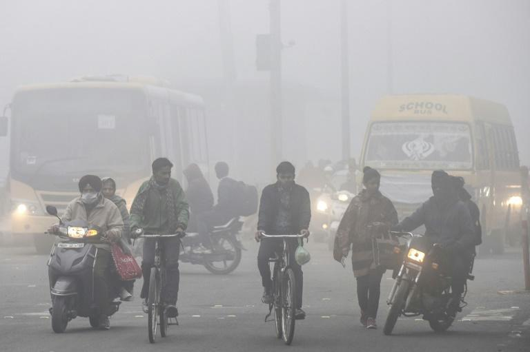Twenty-two of the world's more polluted cities are in India