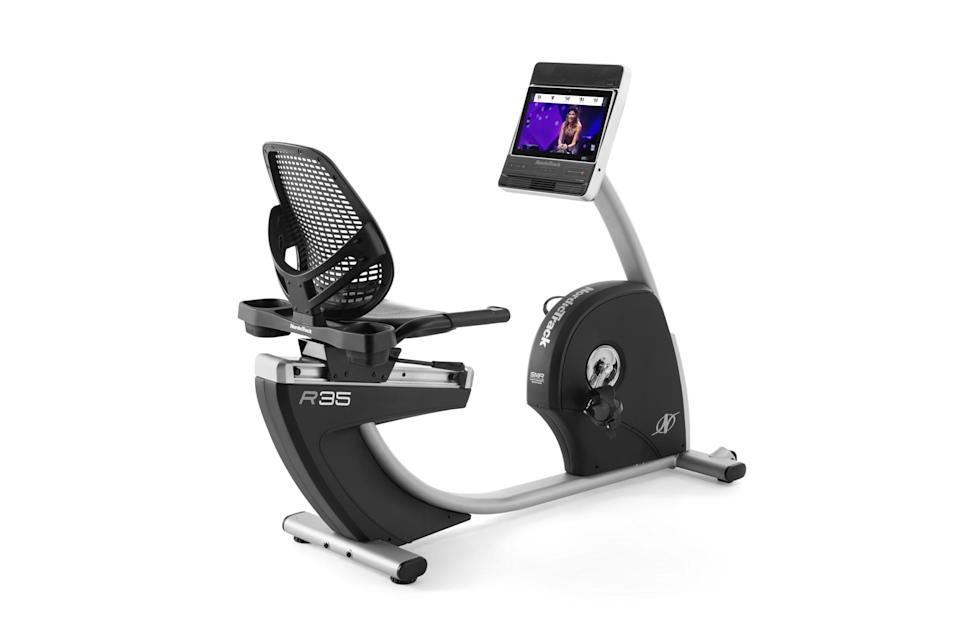 best recumbent exercise bikes - NordicTrack Commercial R35