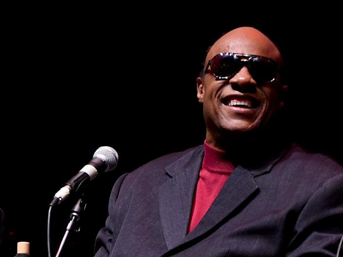 Stevie Wonder said he went vegan for a few reasons.
