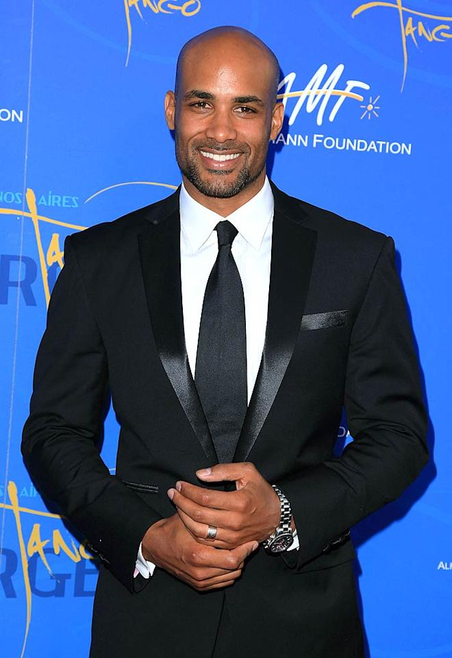 "March 8: Boris Kodjoe turns 38 Angela Weiss/<a href=""http://www.gettyimages.com/"" target=""new"">GettyImages.com</a> - October 10, 2010"