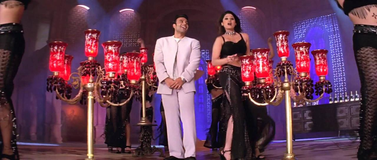 <p>Shamita Shetty was introduced to Bollywood by YRF banner in early 2000s and she did enjoy a short yet commendable acting career. But if you will, you may check her out seducing Jimmy Shergill and giving the main actress Tulip Joshi some serious grief. </p>