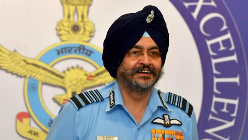 IAF Air Chief Marshal BS Dhanoa Says 'After Rafale Aircraft Comes to India, Pakistan Won't Come Near LoC'