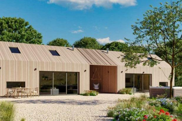 A chic converted pig sty in KentThe Old Piggery / Cottages.com
