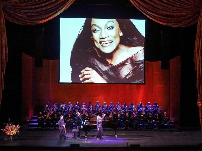 Jessye Norman remembered as force of nature at Met memorial