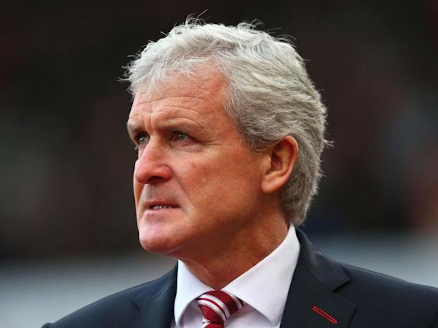 Mark Hughes leads race to take over at Southampton after the sacking of Mauricio Pellegrino
