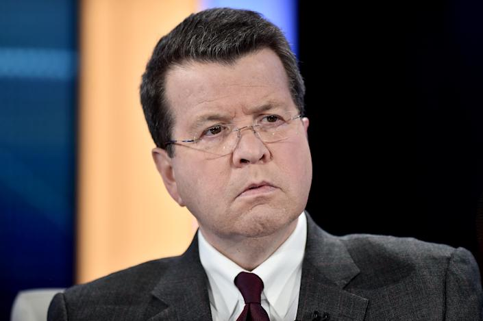 "Neil Cavuto hosts Fox's ""Your World With Neil Cavuto."" (Steven Ferdman/Getty Images)"