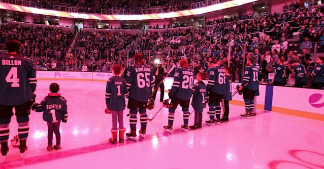 One Good Thing: Hockey Fights Cancer