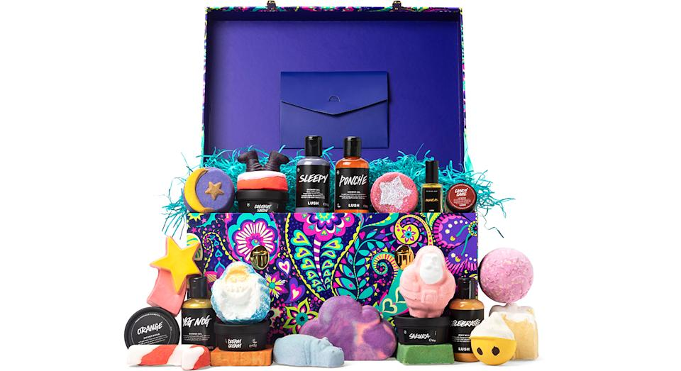 Lush Beauty Advent Calendar