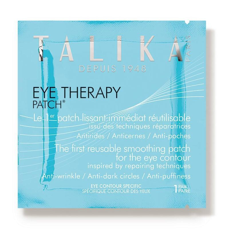 """<h2>Talika Eye Therapy Patches<br></h2><br>These travel-friendly patches are the perfect pick-me-up for tired skin. Each set can be used up to three times, and has active ingredients including avocado, wheatgerm, and ceramides to revive and nourish skin. <br><br><strong>Talika</strong> Eye Therapy Patch, $, available at <a href=""""https://go.skimresources.com/?id=30283X879131&url=https%3A%2F%2Fwww.dermstore.com%2Fproduct_Eye%2BTherapy%2BPatch_9352.htm"""" rel=""""nofollow noopener"""" target=""""_blank"""" data-ylk=""""slk:DermStore"""" class=""""link rapid-noclick-resp"""">DermStore</a>"""