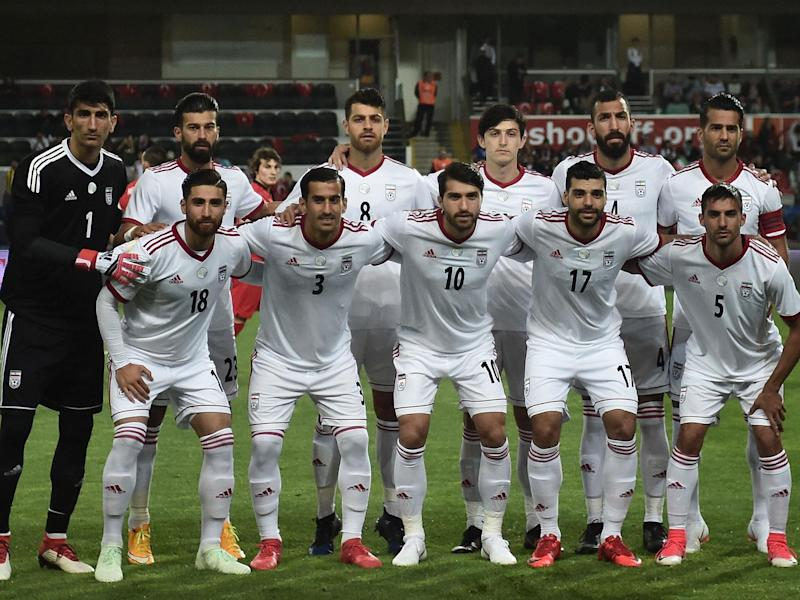 Iranians can't even drown their sorrows if their team lose – imagine that: AFP