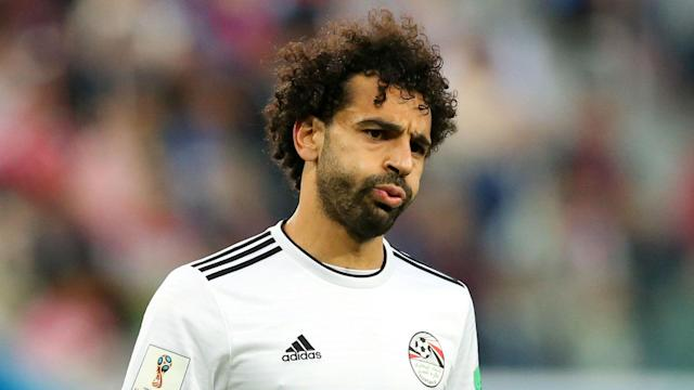 Mohamed Salah burst onto the scene with Liverpool this season, but the star forward might be done with the Egypt national team.