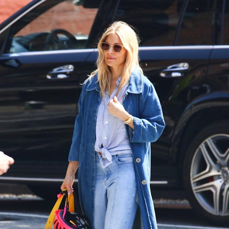 Sienna Miller Has the New Uniform for Cool Moms Everywhere