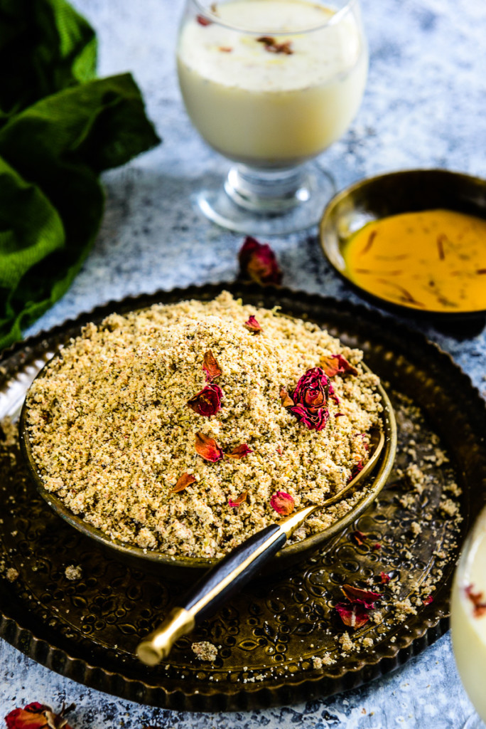 <p>Holi is celebrated to mark the end of winter and the beginning of spring. The festival of colours - Holi, is synonymous with the traditional sweets and savouries prepared to celebrate the festival. We feature here recipes which have used traditional ingredients to create an unusual fare.</p>