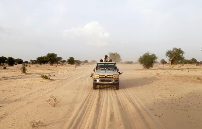 At least 23 killed in Niger aid stampede - officials