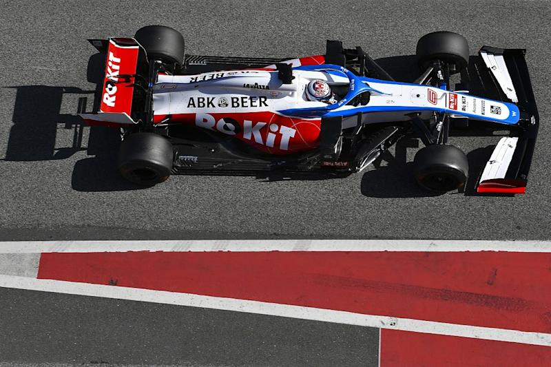 Williams set to unveil new livery on Friday