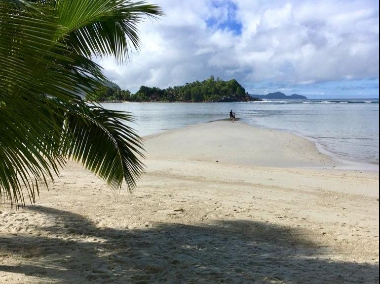 <p>Leading with the jab: the Seychelles is taking a proactive Covid stance</p> (Charlotte Hindle)