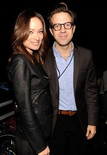 Olivia Wilde and Jason Sudeikis | Photo Credits: Kevin Mazur/WireImage.com