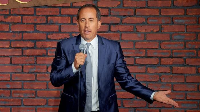 Jerry Seinfeld (Photo: Netflix)
