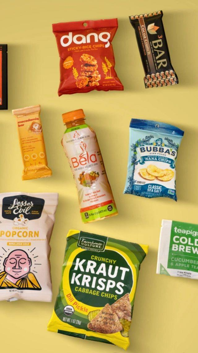 """<p><strong>Best for vegans</strong></p><p>Whether or not you're a full-time vegan, this box of 10+ vegan snacks will be a welcome monthly addition to your pantry. </p><p>In addition to cult-favorite products like Nuttzo Power Fuel and Four Sigmatic Mushroom Hot Cacao Mix, you'll also get to check out newer products like oat milk chocolate and """"creamy"""" condiments. </p><p>PS: The company also sells vegan beauty boxes, if you're looking for cruelty-free products to add to your routine.</p><p><strong>Price: </strong>Starts at $24.95/month</p><p><a class=""""link rapid-noclick-resp"""" href=""""https://vegancuts.com/snackbox/"""" rel=""""nofollow noopener"""" target=""""_blank"""" data-ylk=""""slk:CHECK OUT VEGANCUTS"""">CHECK OUT VEGANCUTS</a></p><p><a href=""""https://www.instagram.com/p/CDCFpEenL29/"""" rel=""""nofollow noopener"""" target=""""_blank"""" data-ylk=""""slk:See the original post on Instagram"""" class=""""link rapid-noclick-resp"""">See the original post on Instagram</a></p>"""